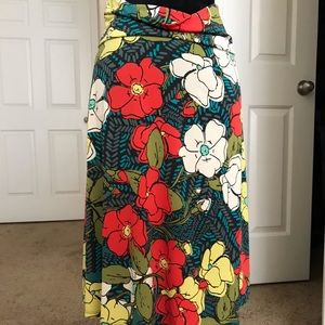 Lularoe Azure Skirt Size Medium